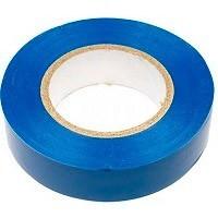 Изолента ПВХ синяя 19мм 20м Safeline